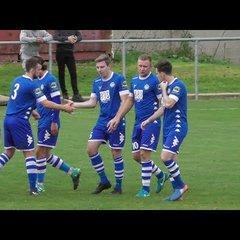 Hertford Town FC 2-2 Mildenhall Town FC - Bostik North Division