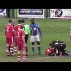 TONBRIDGE ANGELS VS NEEDHAM MARKET - Match highlights 4/3/2017