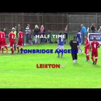 TONBRIDGE ANGELS VS LEISTON - MATCH HIGHLIGHTS 19/9/2015