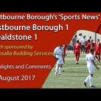Eastbourne Borough 1 v 1 Wealdstone