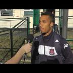 Hendon vs Dulwich Hamlet 29/08/16 Roman Michael-Percil Post Match Reaction