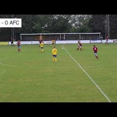 AFC Sudbury vs Deeping Rangers Cup Final Highlights