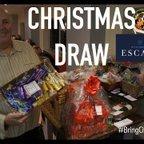 Christmas Hamper Draw Saturday 15 December