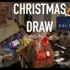 Christmas Hamper Draw Saturday 15 December
