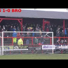 WORKINGTON REDS VS BROMLEY FA TROPHY MATCHDAY HIGHLIGHTS!!!