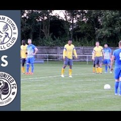 Thatcham Town FC vs Woodley Utd FC Highlights!