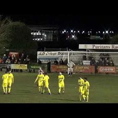 Banbury United 3 Easington Sports 0 - 12 Feb 2019 - Match Highlights