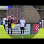 Match Highlights: Corby Town 1-1 Sheffield FC: