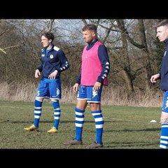 Hertford Town FC VS Haringey Borough FC - Bostik League North Divison