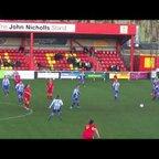 Banbury United Women 0 City Belles 0 - 26 Nov 2017 - a few clips