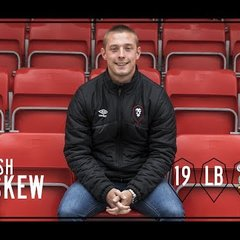 JOSH ASKEW SIGNS FOR SALFORD!!