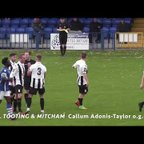 TONBRIDGE ANGELS VS TOOTING & MITCHAM - Match highlights 21/10/2017