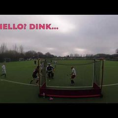 Old Kingstonians M1 [3] vs [3]Cheam M3s 18th Feb 17