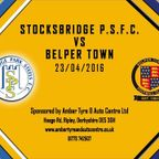 Stocksbridge Park Steels 2 - 1 Belper Town 23rd April 2016 Highlights