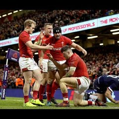 Wales 34-7 Scotland | NatWest 6 Nations Extended Highlights