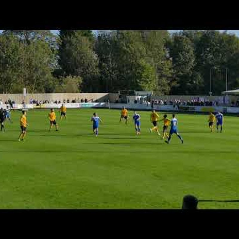 Bury Town 3-0 Mildenhall Town