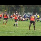 Matthew Evans-Young Try - Southwark - Old Gravesendians