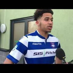 INTERVIEW - Sam Nombe post Chelmsford City