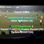 TONBRIDGE ANGELS VS LEATHERHEAD - Match Highlights 31/1/2017