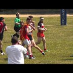 Dragons u16s v warriors 13th july 2013