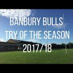 Banbury Bulls Try of the Season