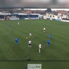 Match Highlights Rhyl v Holyhead 25th November 2017