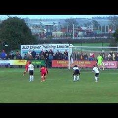 Banbury United 3 Royston Town 0 - 9th Dec 2017 - Match Highlights