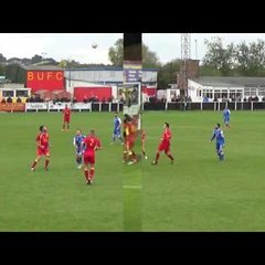 All Banbury Goals at the Banbury Plant Hire Community Stadium in Season 2016/17