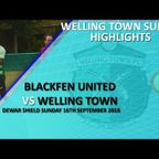 HIGHLIGHTS - SUNDAYS - Blackfen United 3-0 Welling Town