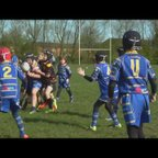 Crosfield Cobras U8's v's Leigh Miners 26/03/2017 Q1