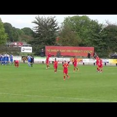 Banbury United 1 Frome Town 2 - 22nd Oct 2016 - The Goals