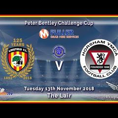 HIGHLIGHTS - Lingfield FC v Horsham YMCA - Cup - 13-11-2018