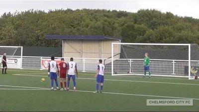 Pre-season: Aveley 1-2 Chelmsford City