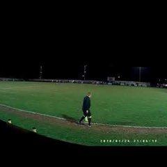 Hucknall Town vs Mickleover Sports
