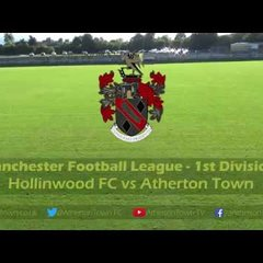 Match Highlights - Hollinwood FC vs Town (Sat 14th October 2017)