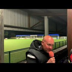POST MATCH INTERVIEW - Oxford City 4-3 Banbury United