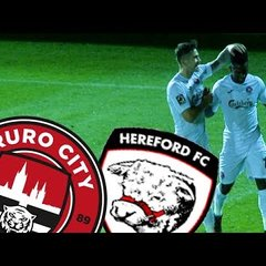 FA Cup: Truro City v Hereford 26/9/18