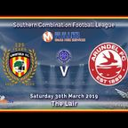 HIGHLIGHTS - Lingfield FC v Arundel FC - League - 30-03-19