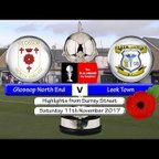 Glossop North End v Leek Town 11/11/18