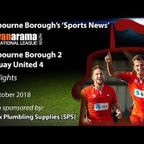 'Sports News': Eastbourne Borough 2 v 4 Torquay United - National League South Highlights