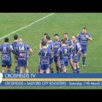 Crosfields V Salford City Roosters - HIGHLIGHTS