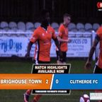 16/04/18 - Brighouse Town 2-0 Clitheroe FC