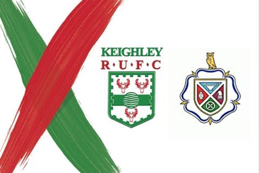 West Leeds RUFC v Keighley RUFC - Highlights