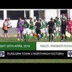 [NVTV] [NWCFL] Runcorn Town v Northwich Victoria [HIGHLIGHTS]