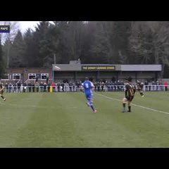 HIGHLIGHTS: Morpeth Town 1 Frickley Athletic 2