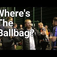 Where's the Ballbag? Training 13 9 17