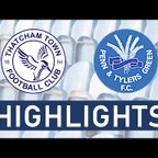 Thatcham Town FC Development vs Penn & Tylers Green FC Development Highlights!