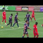 Dumebi Dumaka 1st Goal vs Carshalton Athletic, Pre-Season Friendly, 05/08/17