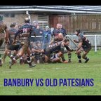 Banbury vs Old Patesians Highlights