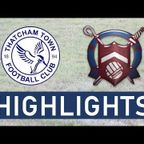 Thatcham Town FC vs Mangotsfield United FC | Highlights